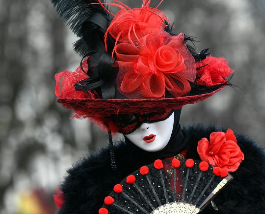 Karneval-Fasching-Fasnacht
