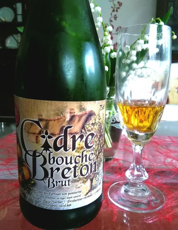 Gruß aus der Bretagne!