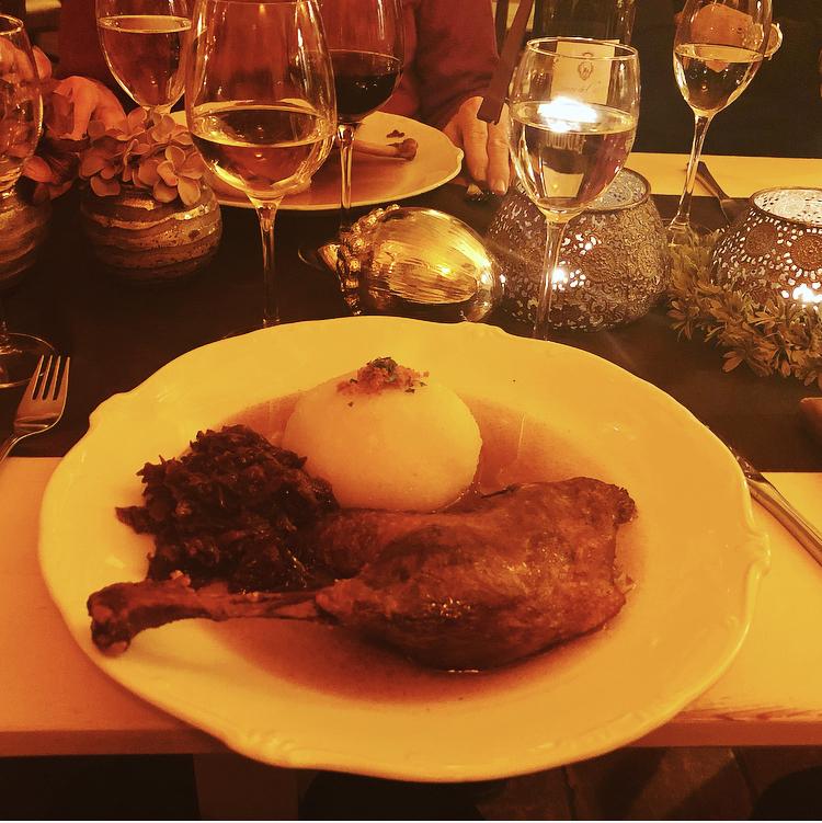 Gasthaus Taubach. Bezüglich des Essens eines der besten Restaurants von Weimar.