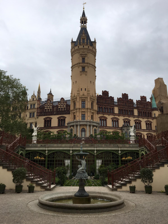 Schweriner Schloss 2019